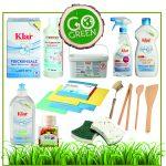 LIMPIEZA ECOSENSITIVE - orgánica y natural-